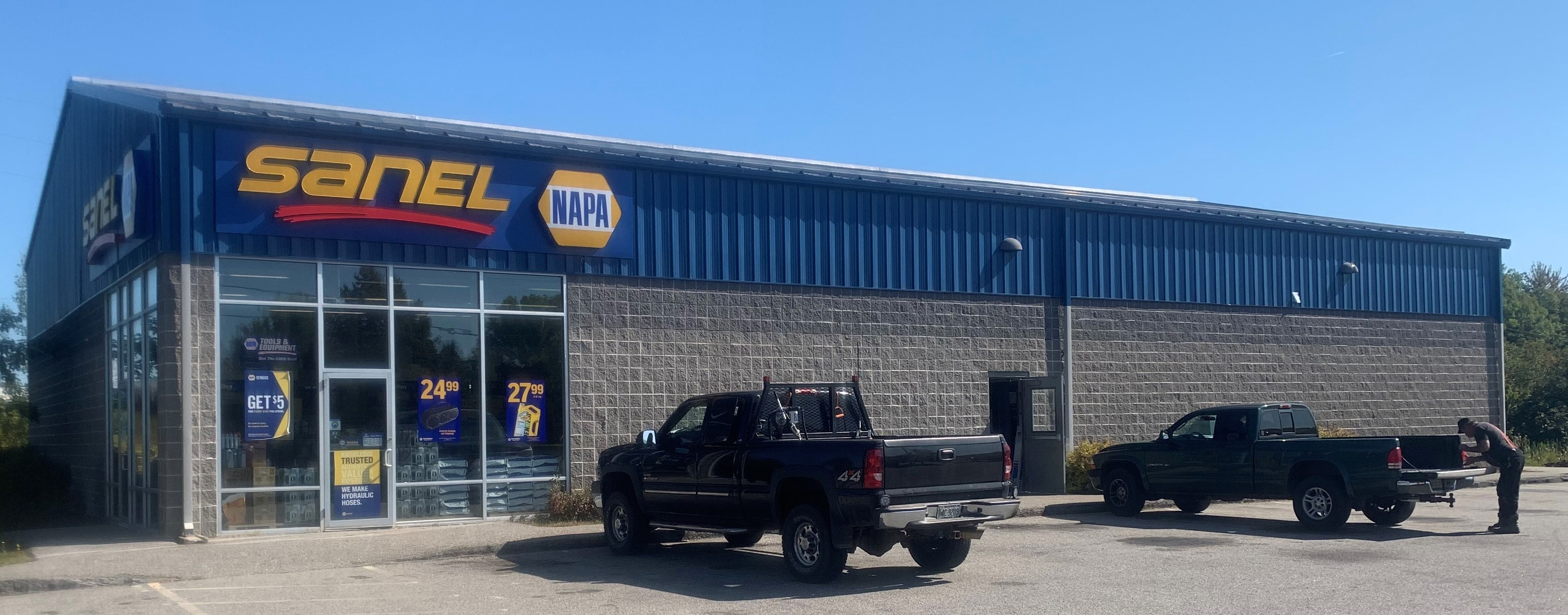 Where Is The Closest Auto Parts Store >> Biddeford, ME - Sanel NAPA